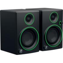 Mackie Cr4 Monitores Estudio Dj Amplificados Maxima Calidad