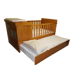 bebe oso cuna corral cambiador buro camas