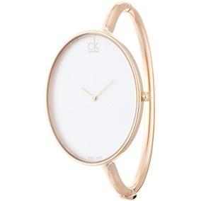 Reloj Calvin Klein Wck938 Dorado
