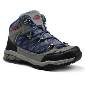Zapatillas Fila F-hills Niños Azul