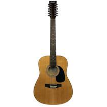 Guitarra 12 Cuerdas Acústica Rmc Natural