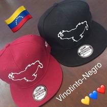 Gorra Mapa De Venezuela
