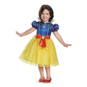 Disfraz Bebe Blanca Nieves Niña Halloween Mod2
