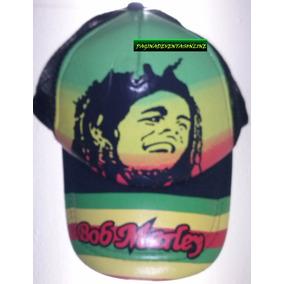 Gorra Bob Marley Rasta Regalo Amigo Negocio Oferta Oro