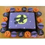 Hallowen Torta Decorada Por Kg