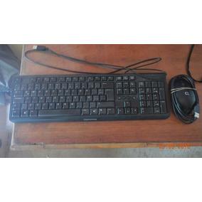 Teclados Y Mouse Compaq Puertos Usb Lote De 4 Unidades