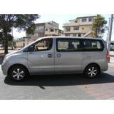 Alquilo Furgoneta Hyundai H1-transporte Turistico