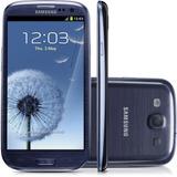 Samsung Galaxy S3 I9300 1.4ghz 4,8 Original 16gb+garantia+nf