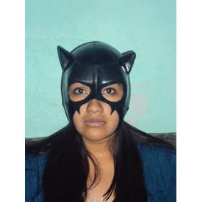 Mascara De Gatubela De Batman Tipo Luchadora P/dama P/adulto