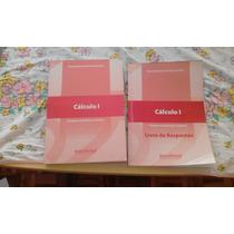 Livros Cálculo I E Livro Resposta - Unisul