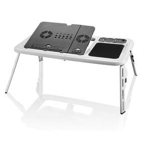 Mesa Portátil Notebook C/ Cooler Refrigerador Hub E-table