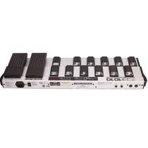 Pedal Controlador Foot Behringer Fcb1010 Serie.515308089 (us