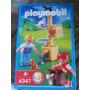 Playmobil 4347 (ano 2007) Crianças Brincando + Criação Gatos