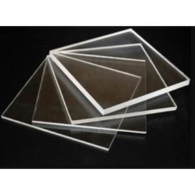 Laminas De Acrilico Trasparente 60 X 60 Cms En 3 Mm