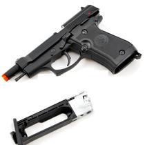 Pistola Beretta Blowback 84fs Cheetah Umarex Co2 + Extras