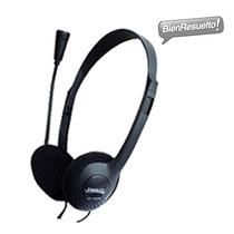 Audífonos Con Micrófono Ultra Ligeros Para Pc Laptop