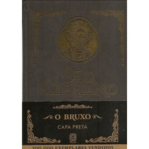 Livro São Cipriano Capa Preta (edição De Luxo - Pallas)