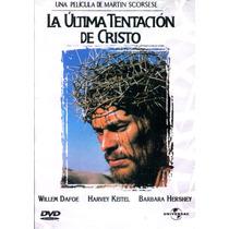 Dvd Ultima Tentacion De Cristo, La - William Dafoe