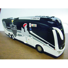 Galo Gorro Do Atletico Mineiro - Ônibus em Miniatura no Mercado ... c58a4fb1a2d