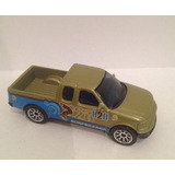 Matchbox ´97 Ford F-150 Verde H20