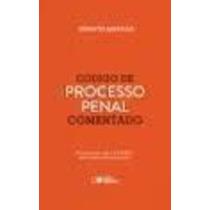 Livro Código De Processo Penal Comentado Renato Marcão