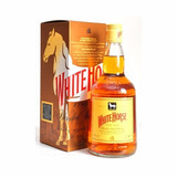 Whisky White Horse 1 Lt Cavalo Branco Original Com Caixa