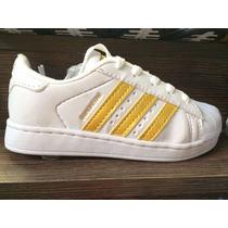 Sapato Super Oferta Tênis Adidas Superstar Infantil E Bebe !