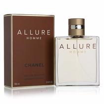 Allure Pour Homme Chanel Masc. Edt 100ml Importado