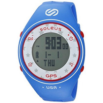 Reloj Soleus Gps One Quartz Plastic Fitness Watch