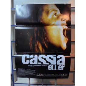 Poster Cassia Eller - Frete: 8,00