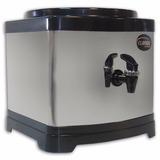 Porta Galão De 20 Litros Agua Em Inox Preto Ou Branco