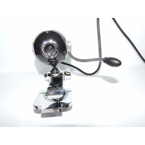 Webcam Com Microfone Camera 16 Mp Mesa/ Pc/ Notebook