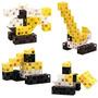 Click-a-ladrillo Juguetes Mini Máquinas 30pc - Envío Gratis