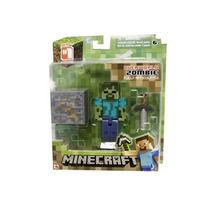 Ruz Figura Basica Minecraft ¡sólo En Gamers!