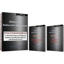 Sistema De Seducción Subliminal, Mr. Tomas Pdf Ebook Nuevo