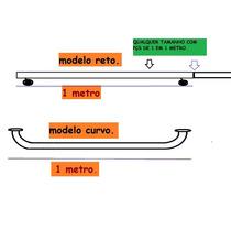 Corrimão Para Escadas,aço Carb. 1.1/4 (pçs De 1 Metro).