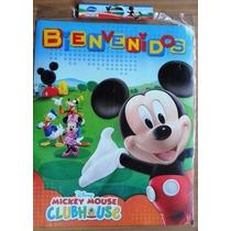 Cotillón Cumple-mickey Mouse Para- 20 Chicos-
