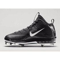 Nike Air Max Mvp Spikes Baseball! Color Negro 6, 6.5,8, 9 Mx