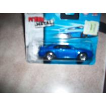 Autito De Coleccion Maisto Fresh Metal 1999 Ford Mustang