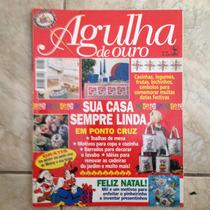 Revista Agulha De Ouro 28 Feliz Natal Ponto Cruz Mickey