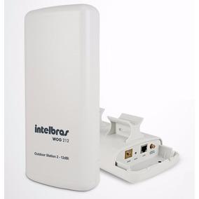 Antena Outdoor Station Wog212 12dbi - Intelbras