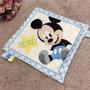 Naninha Cute Mickey Com Prendedor De Chupeta Barato D+