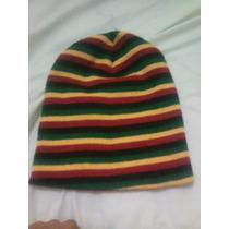 Gorro Reggae Rastafari