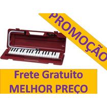 Escaleta Yamaha P37 37 Teclas Completa Pianica Profission