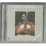 Cd Caetano Veloso 1986/1990 Ed Remaster 2006 Lacrado