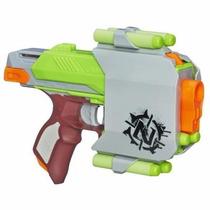 Nerf Zombie Sidestrike Lançador De Dardos - Hasbro