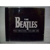 Cd The Beatles- Past Masters- Volume One