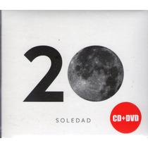 Soledad - 20 Años Cd + Dvd 2016 - Los Chiquibum