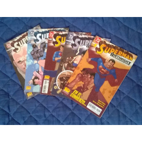 Lote Comics Superman Birthright
