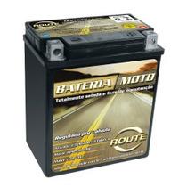 Bateria Moto Route Ytx7l-bs Suzuki Dr 250 - Ano 93/95